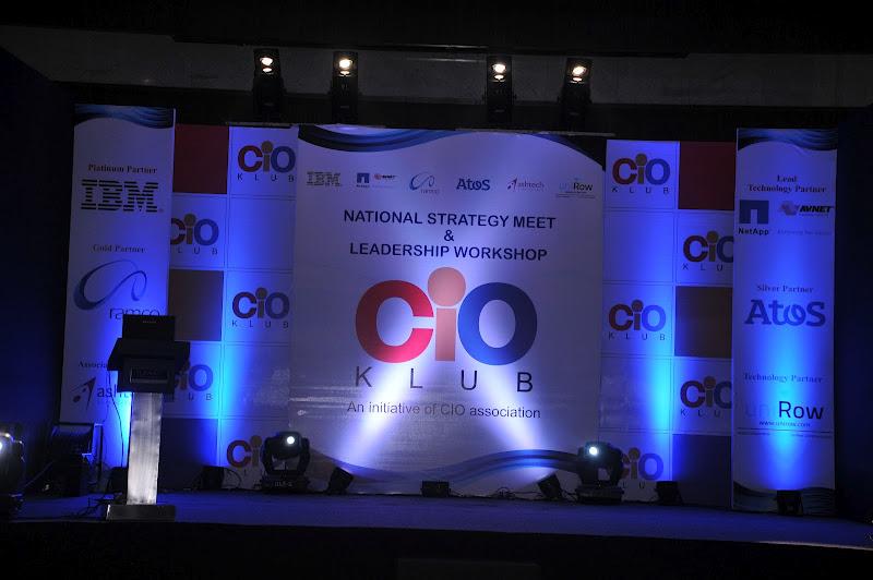Ramco Systems at the CIO Klub Summit, Mumbai