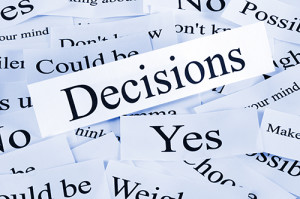 Influence of Cognitive biases in Decision Making