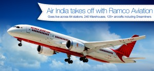 Air India flies high with Ramco Aviation