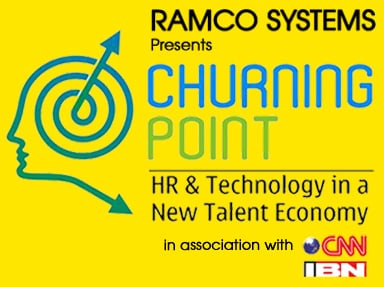 HR and Technology meet at Churning Point