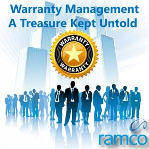 Warranty Management- A treasure kept Untold