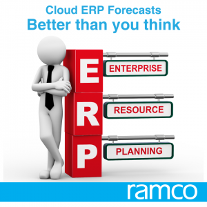 Cloud ERP Forecasts: Better than you think