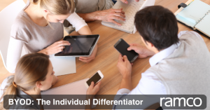 BYOD: The Individual Differentiator