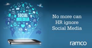 No more can HR ignore social media