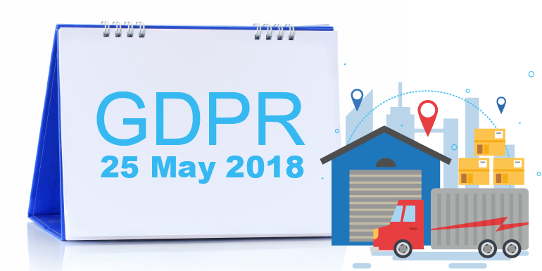 Six Disruptive Forces Shaping the Future of Logistics: Force 4 - Importance of Data Security in the GDPR Era
