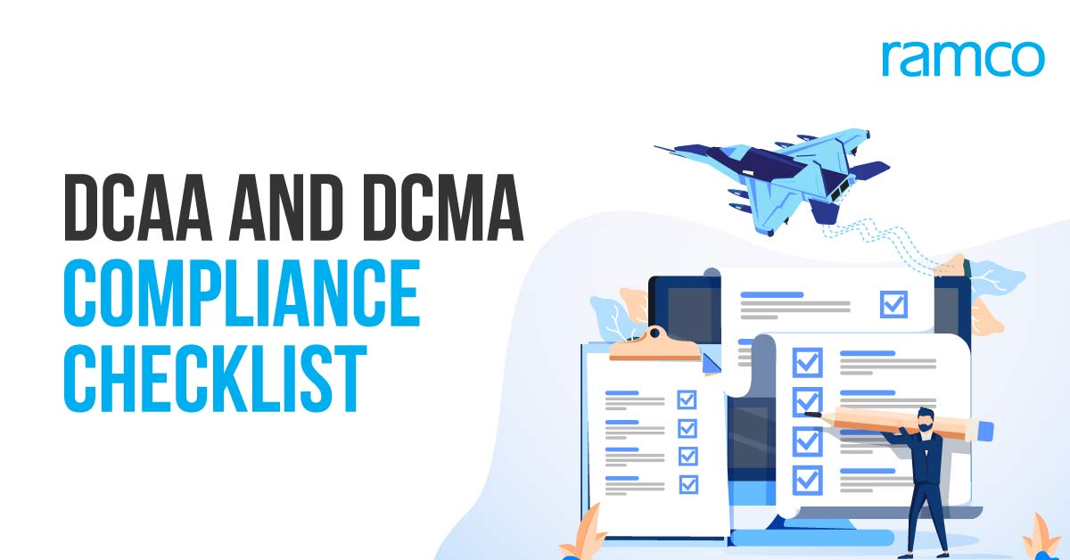 Checklist: A Guide To DCAA And DCMA Compliance
