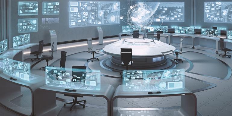 Command Center: The Grandmaster of Logistics Landscape