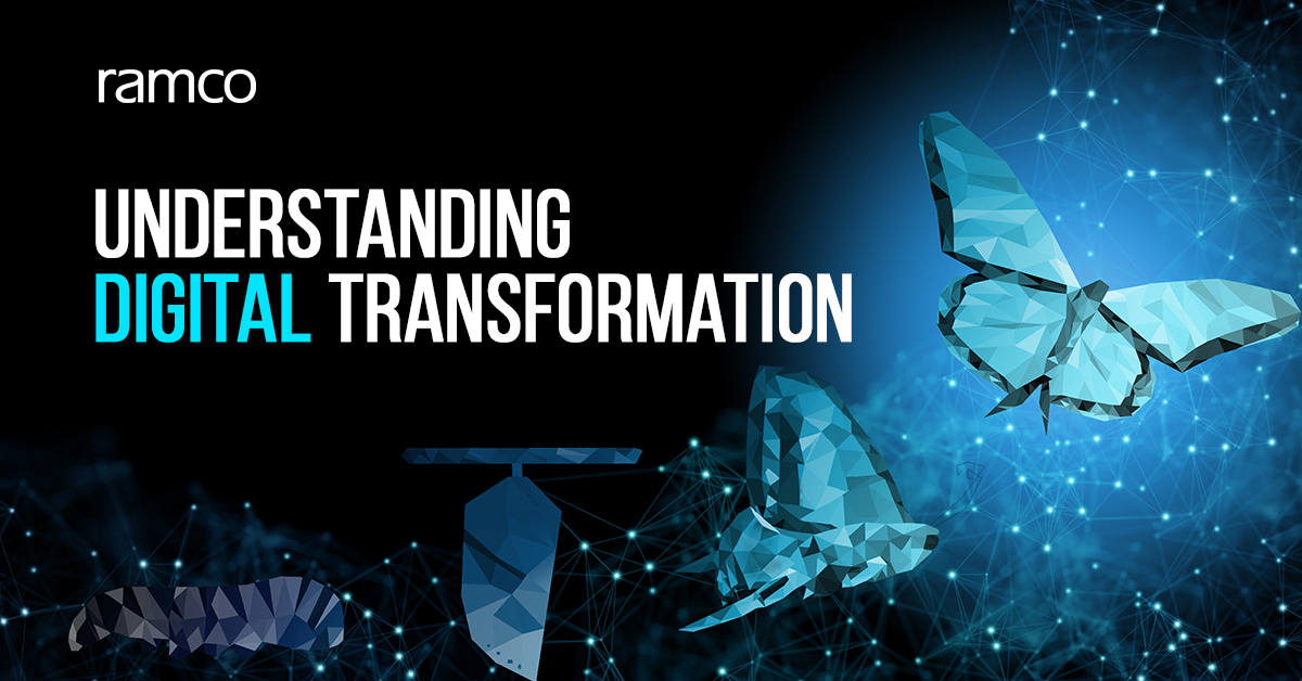At The Heart Of Digital Transformation Journey...