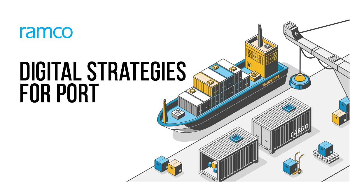 Why There Is A Need For Digitalisation Of Seaports?