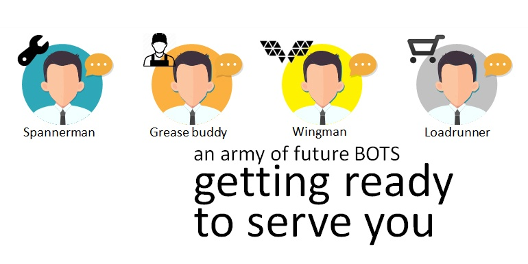 Where every minute Counts: Bots for AOG Recovery
