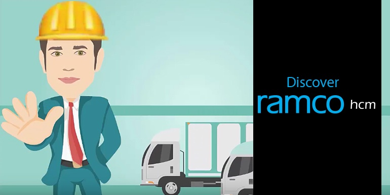 Ask Boon Mei, the transport coordinator, about why he chose Ramco HCM