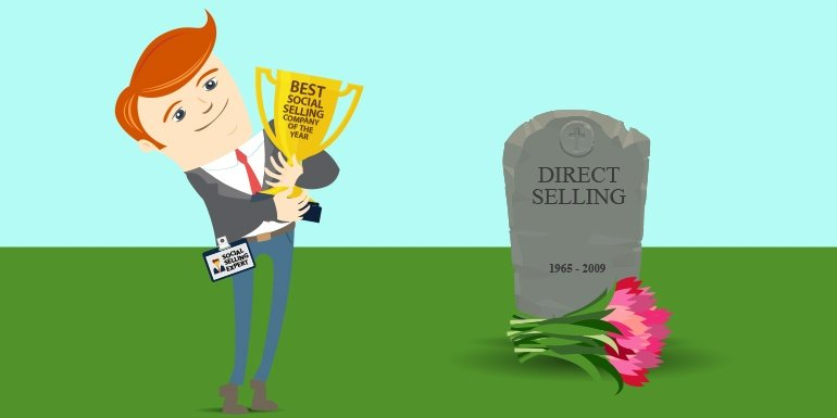 A Giant Leap from Direct Sales to Social Selling - Part 2