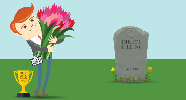 A Giant Leap from Direct Sales to Social Selling - Part 1