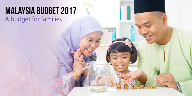 Malaysia's Budget 2017 – Made for Families