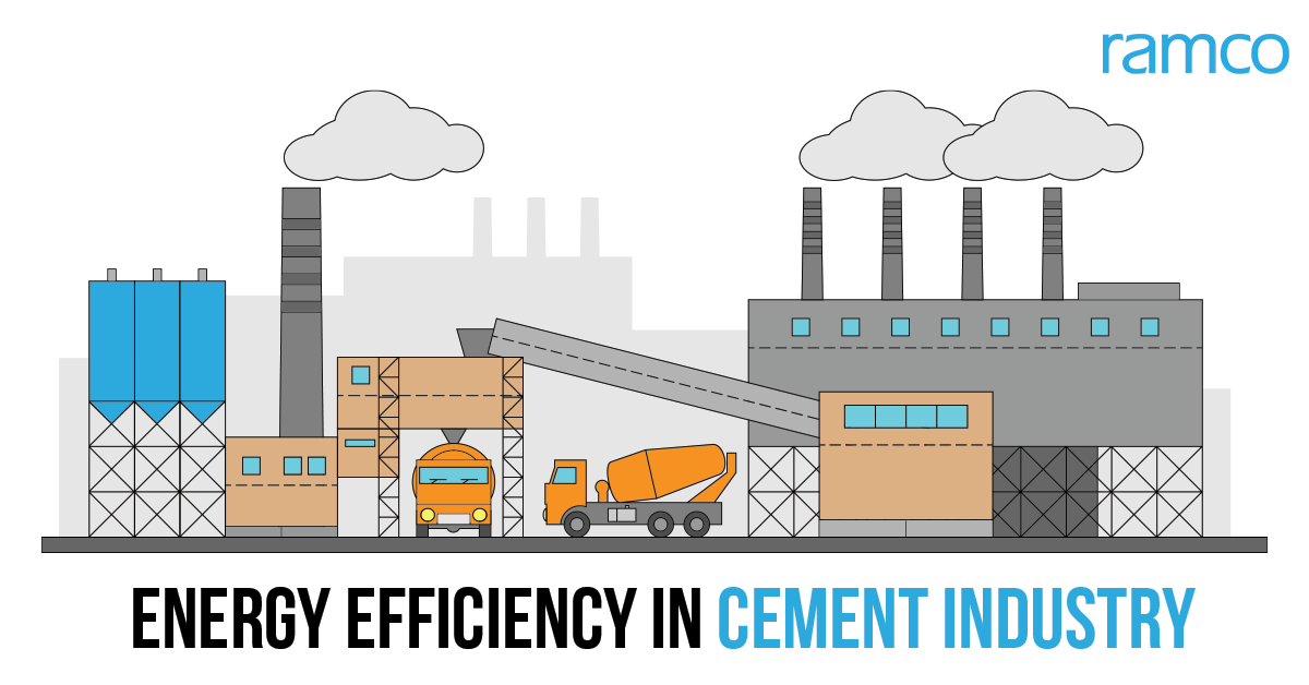 Energy efficiency in cement plants