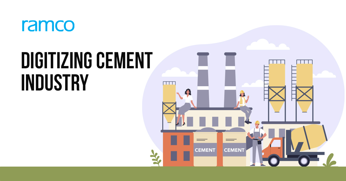 Cement industry must adopt digital transformation, and to check if they are on the right path, some of the technology markers include automation, predictive maintenance, predictive quality & process control, logistics etc.