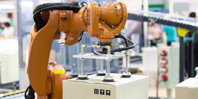 Disruptive forces shaping the future of Logistics: Robotic Process Automation (RPA) in Logistics