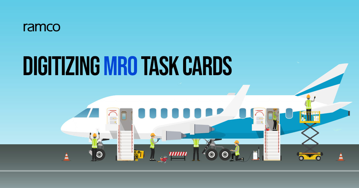 4-Step Process To Digitize PDF-Based MRO Work Package & Task Cards