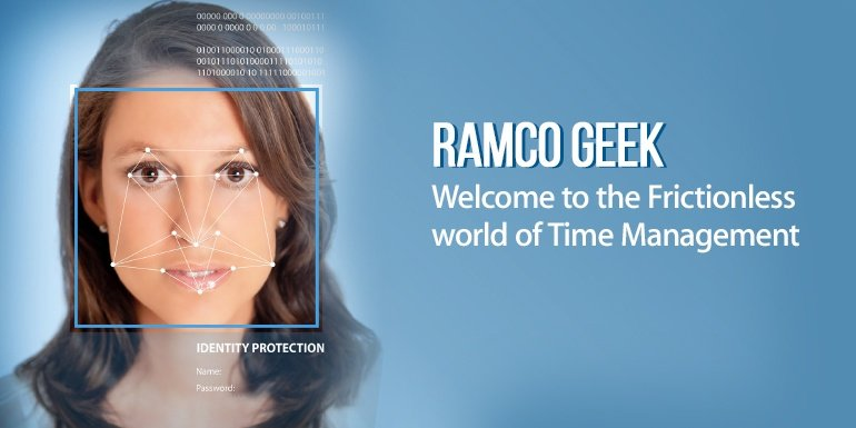 RamcoGEEK! Taking employee authentication to a new technological dimension